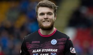 St Johnstone keeper Zander Clark agrees two-year contract extension