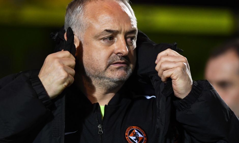 Ray McKinnon's Dundee United aren't finding life easy in the Championship.