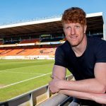 Dundee United striker Simon Murray starts contract talks