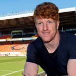 Dundee United striker Simon Murray banned for Morton match
