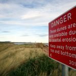 Montrose at risk of watery grave, say locals and MSP