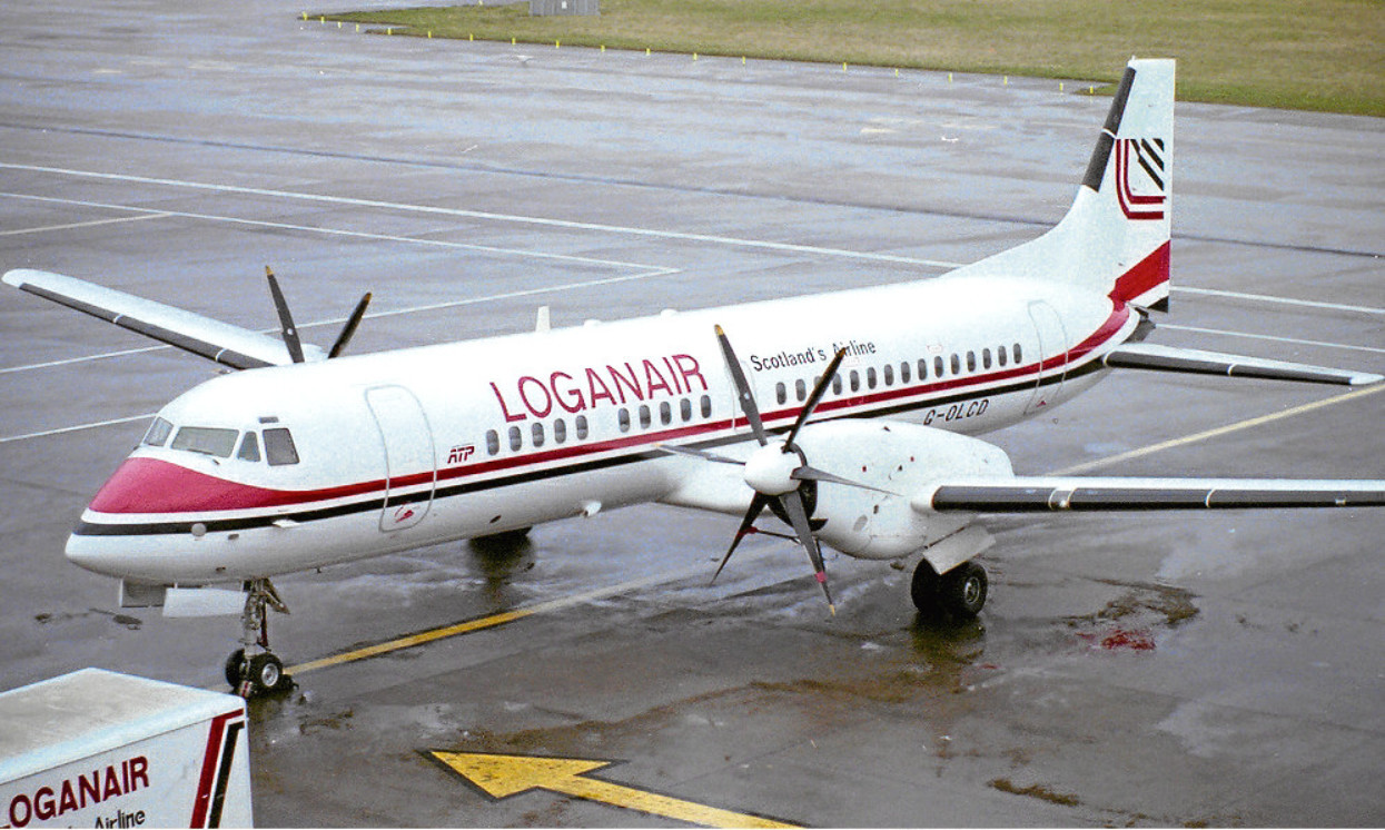 Loganair will operate the Dundee to London Stanstead route for the next two years
