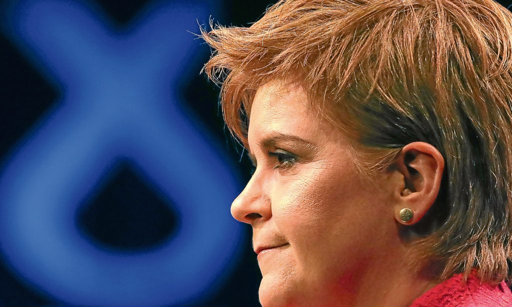 Scotland formally requests independence vote from UK