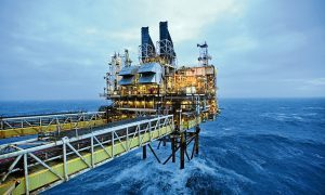 It is estimated the new field west of Shetland could contain one billion barrels of oil.