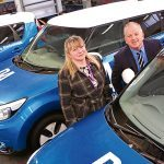 Dundee and Angus College going electric on the road