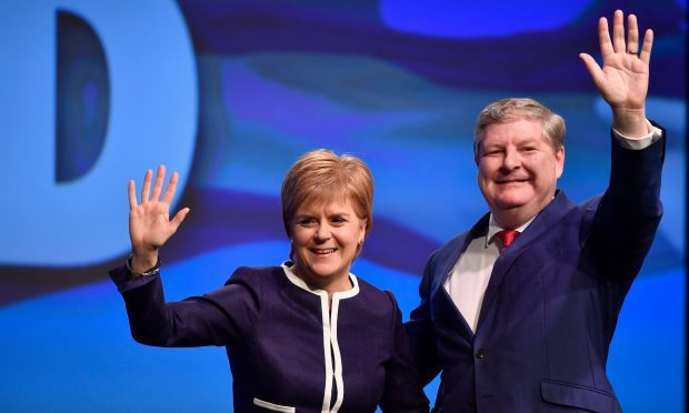Sturgeon warns of 'emboldened Tory government' ahead of SNP manifesto launch