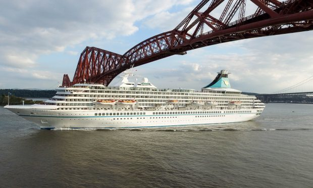 Cruise ships are to become an increasingly regular site in the area.