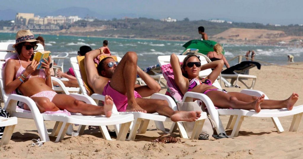 Cost, preference and terrorism fears are seeing more British people shun foreign beach holidays