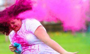 Gjen Holi the festival of colours1