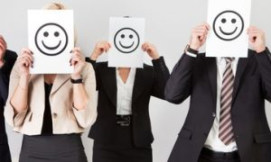 Are you happy in your work? And if not, what can you do about it?