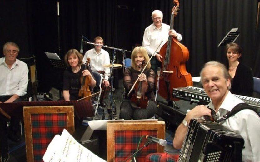 Iain MacPhail Scottish Dance Band