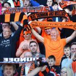 In photos: Dundee United fans enjoy a day in the sun at Irn-Bru Cup final