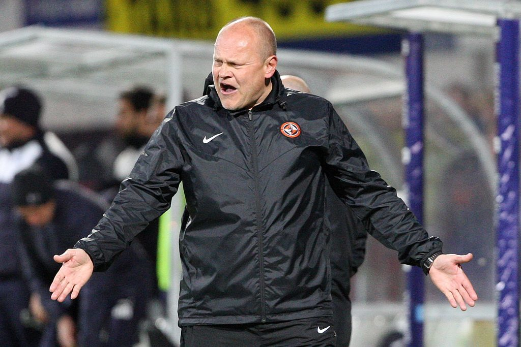 Former Dundee United manager Mixu Paatelainen