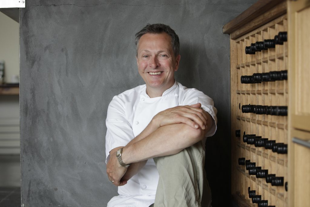 Celebrity chef Nick Nairn battered by men in city centre