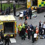 Five dead in terror attack outside Houses of Parliament