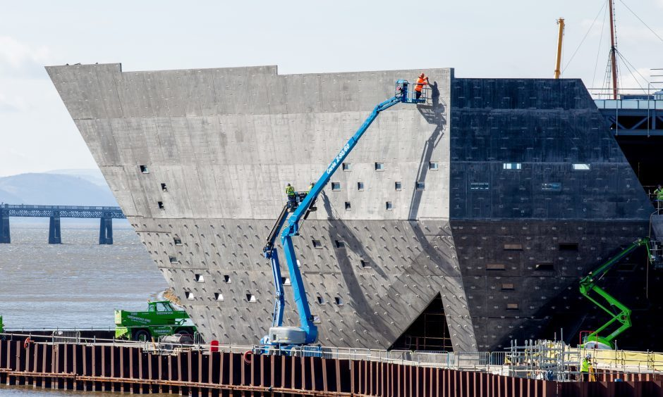The V&A is expected to boost Staycations when it opens in Dundee in 2018
