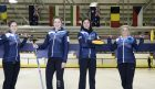 Team Muirhead are ready to take on the world in China.