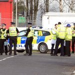 VIDEO: Emergency response after chemical incident at Inveralmond Industrial Estate