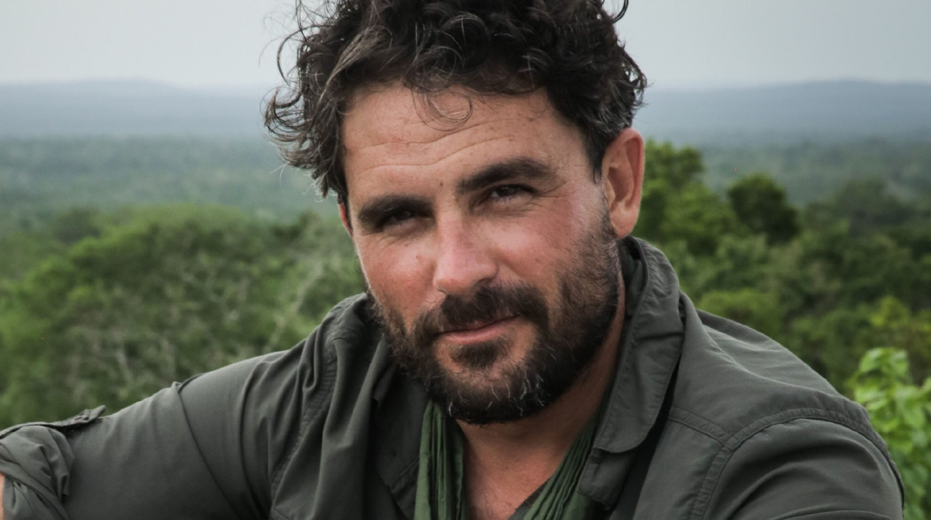 Levison Wood - a true adventurer.