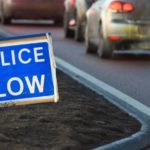 Driver escapes injury after vehicle crashes into A90 barrier