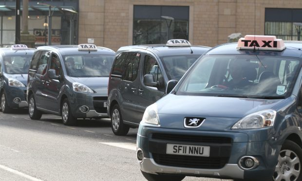 Taxi drivers are struggling to access public toilets.