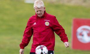 23/03/17   SCOTLAND TRAINING   MAR HALL   Scotland manager Gordon Strachan