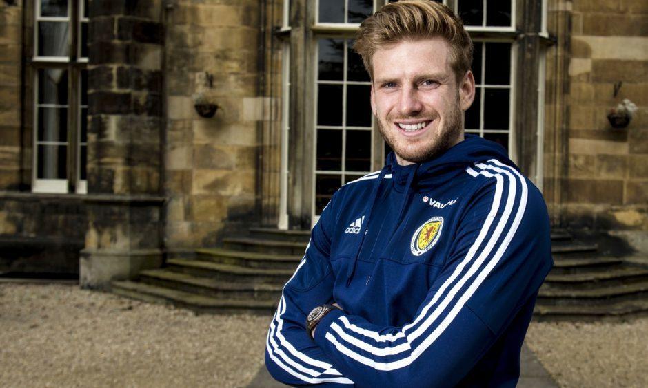 23/03/17   MAR HALL   Scotland's Stuart Armstrong