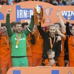 Dundee United 2 St Mirren 1: Silverware heads to Tannadice as Tangerines beat the Buddies