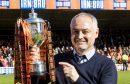 25/03/17 IRN-BRU CUP FINAL  DUNDEE UTD v ST MIRREN  FIR PARK - MOTHERWELL  Dundee Utd manager Ray McKinnon
