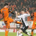 Dundee United boss Ray McKinnon happy that players built on cup final win