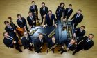 The Scottish National Jazz Orchestra.