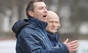 Barry Smith set to be appointed Raith Rovers manager