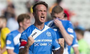 Chris Millar would have been 'devastated' if St Johnstone won cup without him