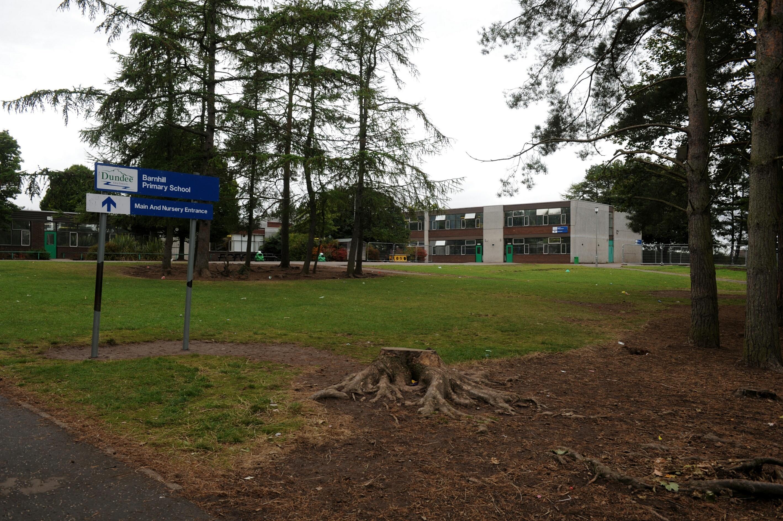 Barnhill Primary School.