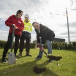 Work begins on V&A community garden in Dundee