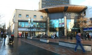 Police appeal after man exposes himself outside Overgate in Dundee