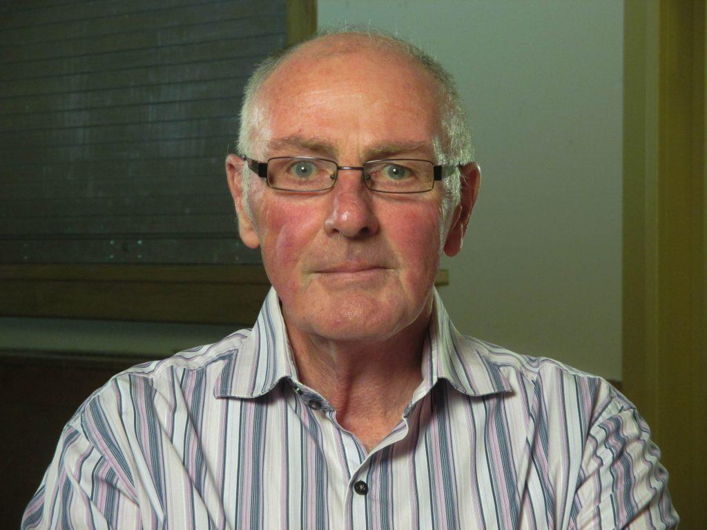 Iain Maclean (David Clark)