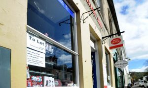 Dunkeld Post Office is set to close.