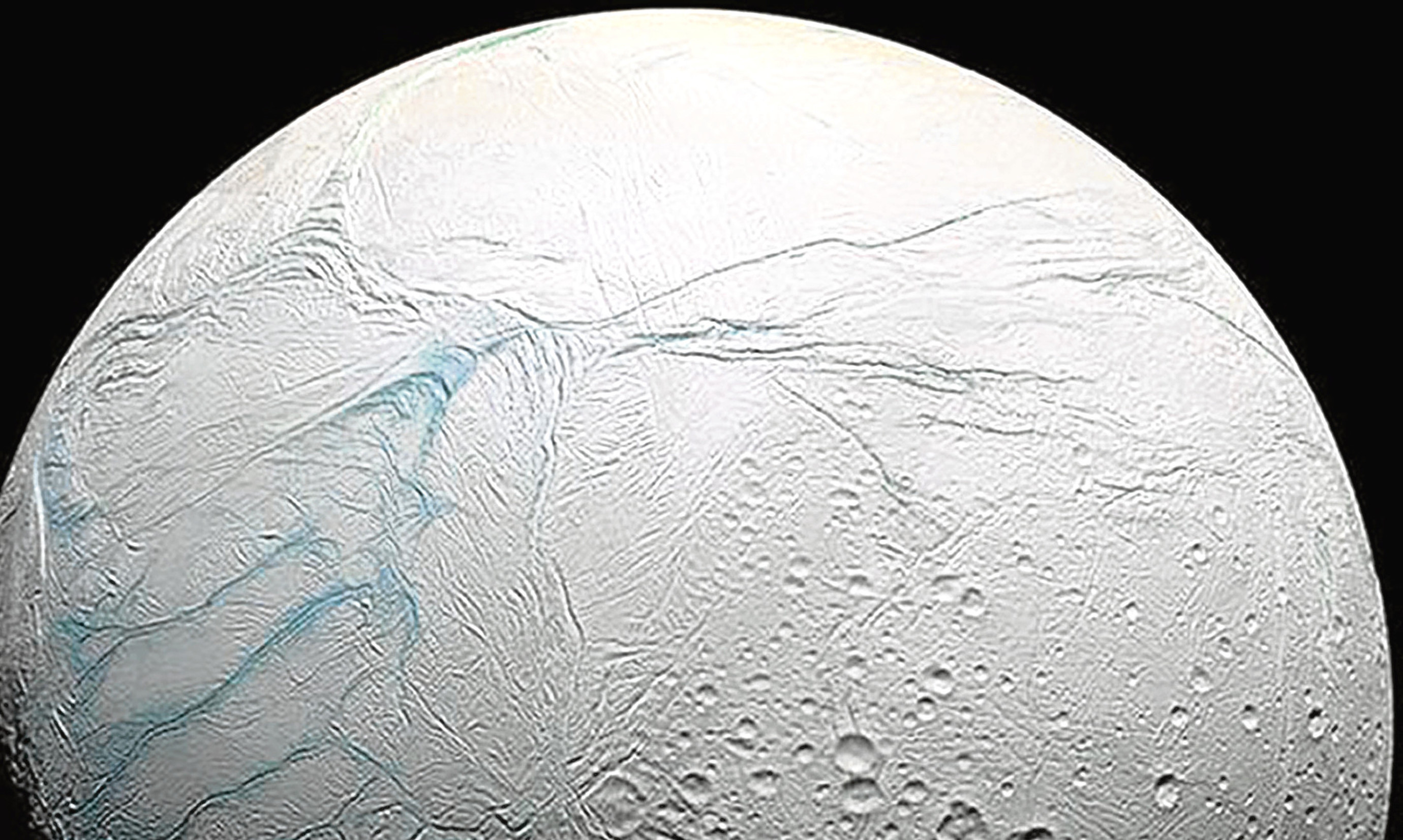 Saturn's moon Enceladus may hold life - just not very interesting life.