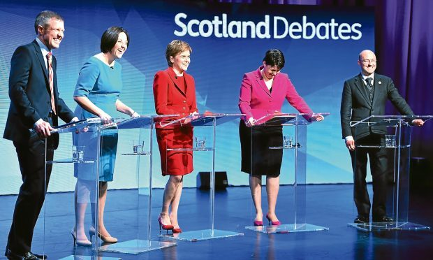 Scotland's Ruling Party to Pledge End of Austerity With Spending