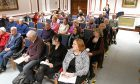 Members of Dundee Pensioners' Forum were addressed by Cabinet Secretary Shona Robison.