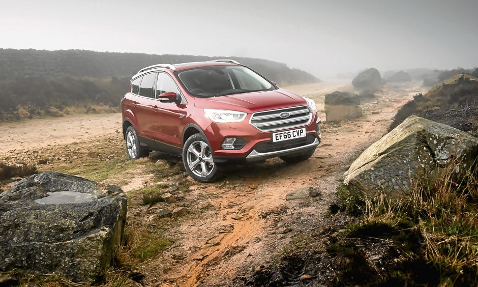 Ford Kuga, Peak District.Photo: James Lipman / jameslipman.com
