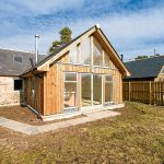 Bright future for glen cottages