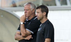 Jim Jefferies and Neil McCann.