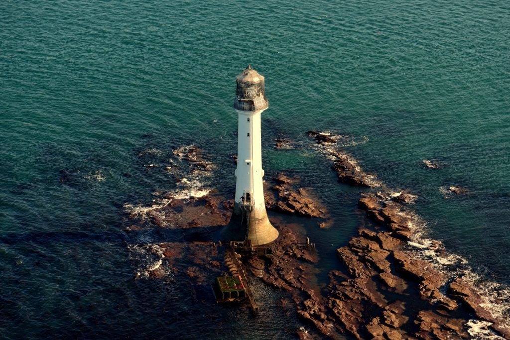 An Illuminating Career At The Bell Rock Lighthouse The