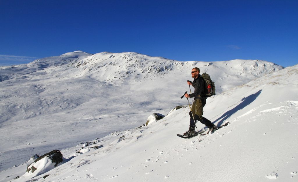 Ben in the Highlands of Scotland