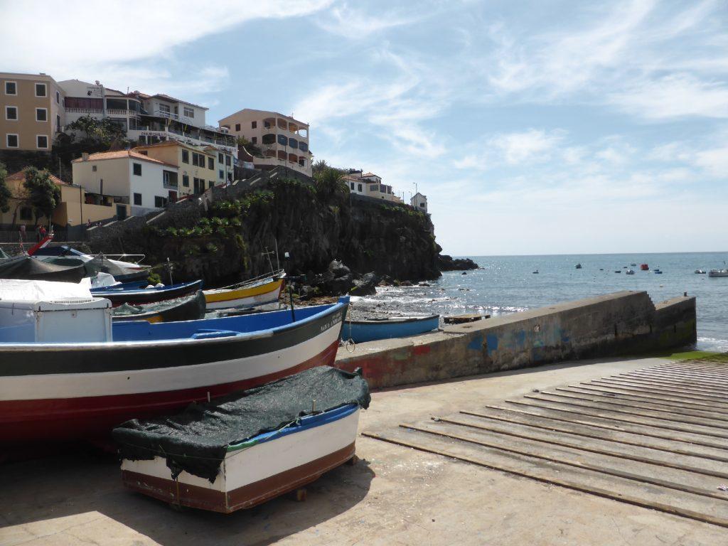 Camara de Lobos, Madeira.
