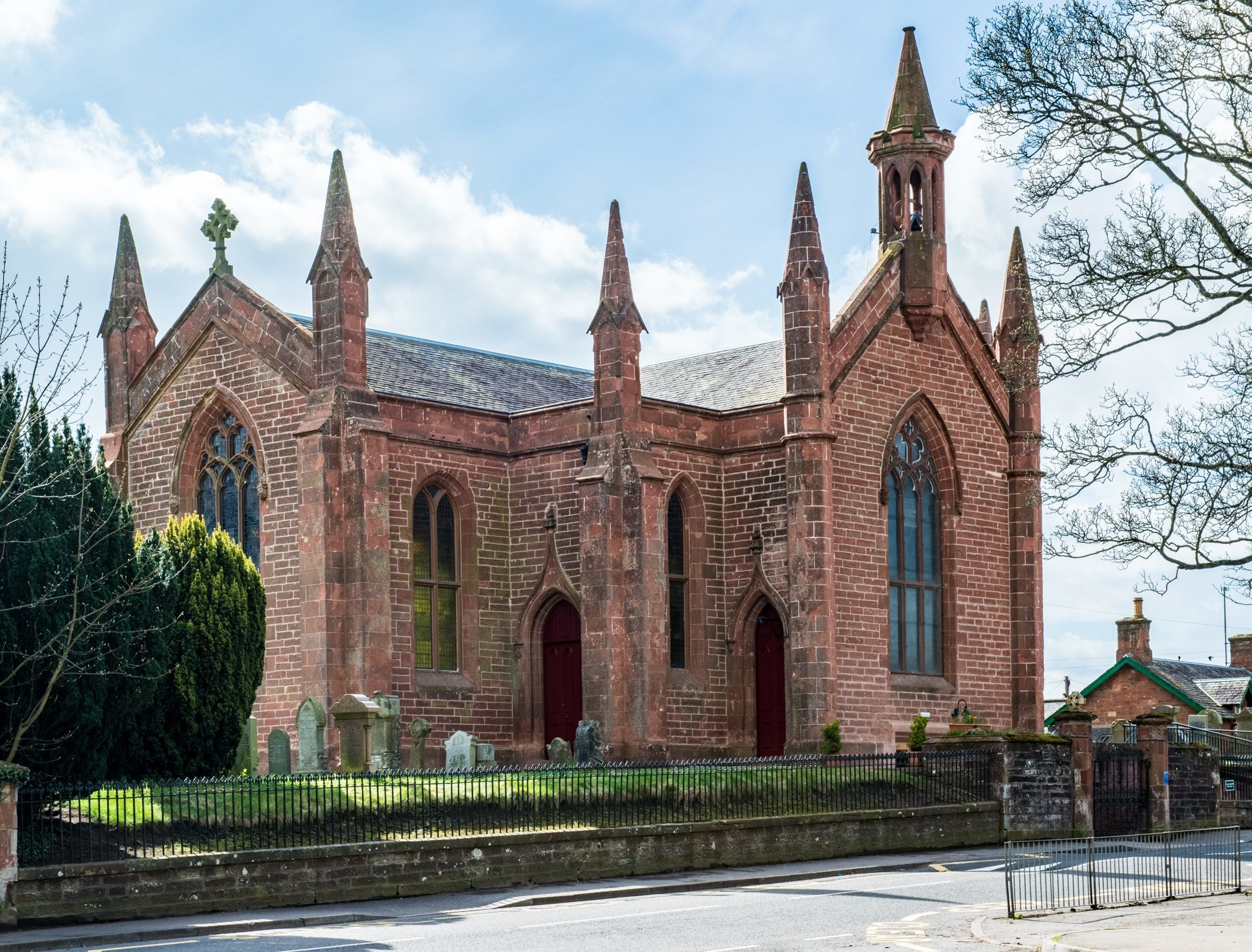 Inchture Parish Church.