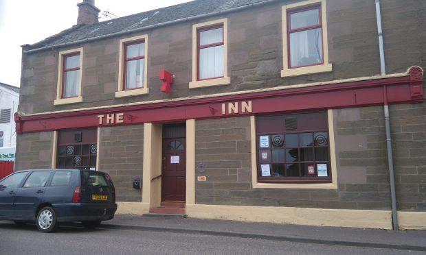 The Plough Inn, Market Street, Forfar