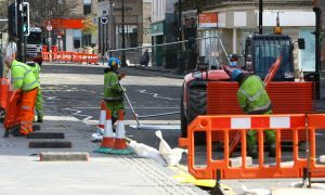 Fortnight of disruption brought to a close upon completion of Dundee city centre roadworks